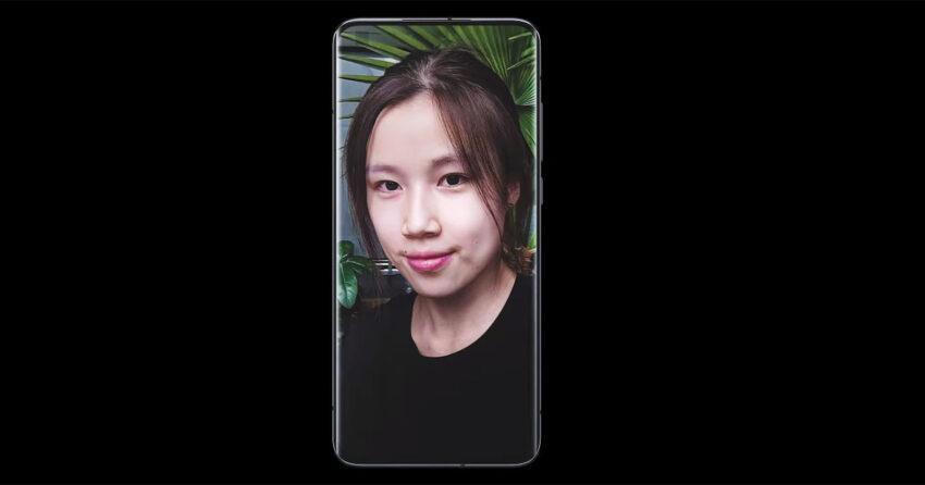 شاومي توفر هواتف مزودة بتقنية الكاميرا المخفية تحت الشاشة خلال 2021