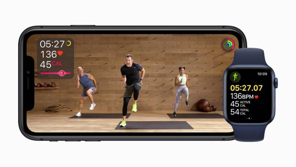 ما هي خدمة ابل فيتنيس بلس Apple Fitness Plus