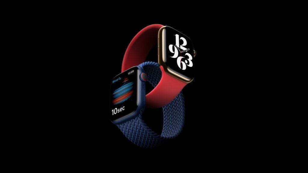 وفر آبل مع ساعة Apple Watch Series 6 الذكية الجديدة نمط جديد من الأسورة باسم Solo Loop