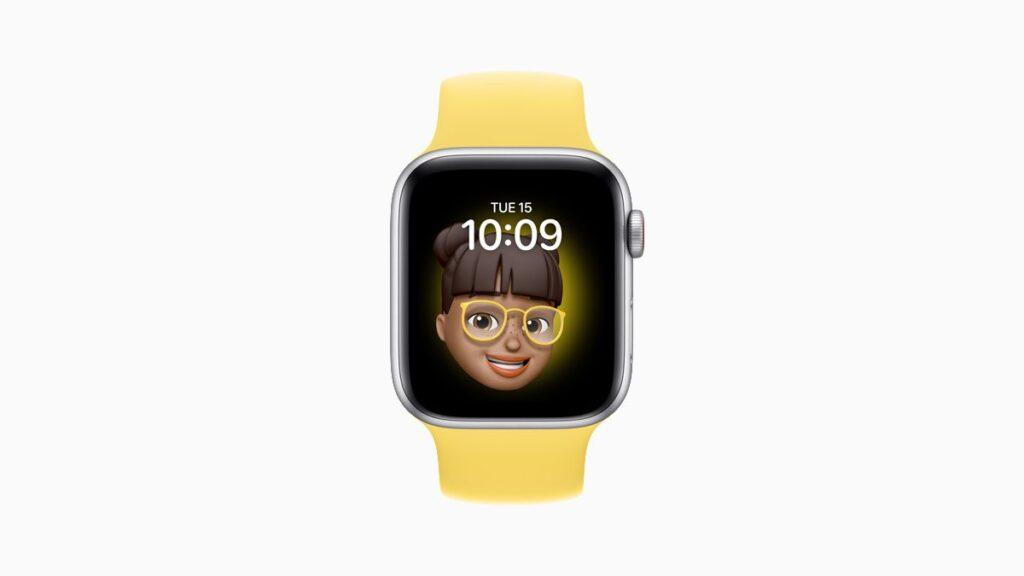 تصميم ساعة ابل Apple Watch SE الذكية