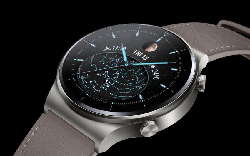 سعر ساعة هواوي الذكية HUAWEI WATCH GT 2 Pro