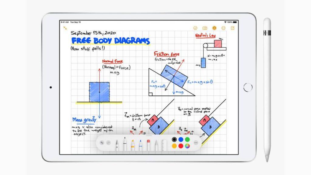 مواصفات iPad 8 الكاملة