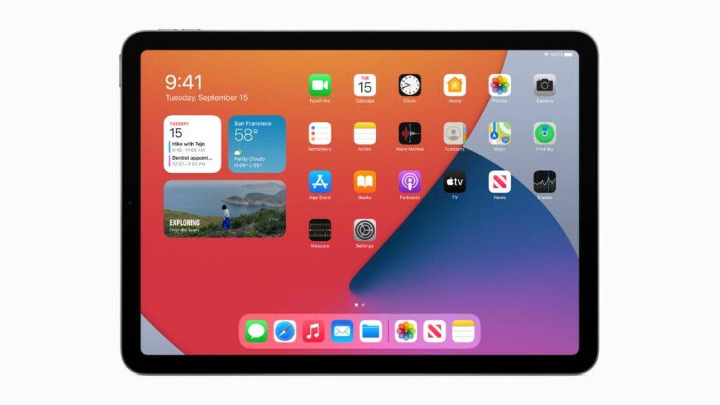 مزايا جديدة وتحسينات مع iPadOS 14