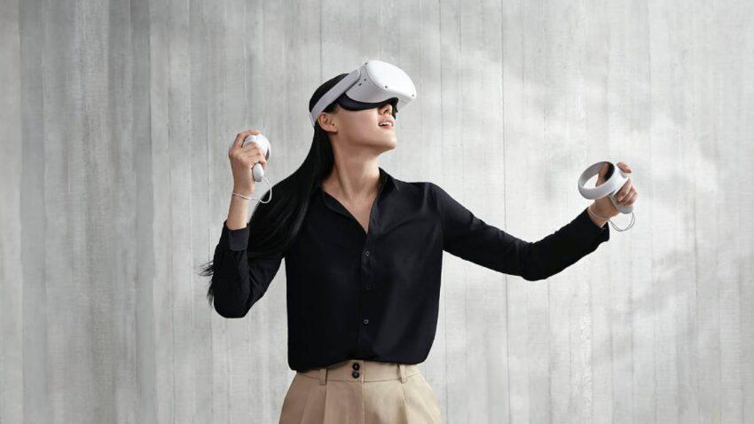 اوكولوس كويست Oculus Quest 2