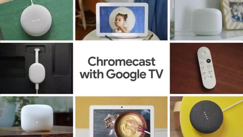 مميزات وسعر جهاز كروم كاست Chromecast 2020