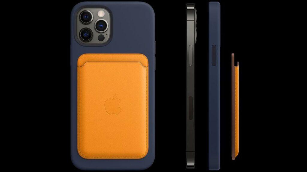يدعم  iPhone 12 Pro Max الجديد ميزة MagSafe