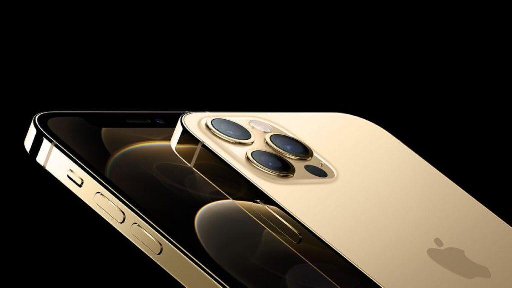 الكاميرا في iPhone 12 Pro Max
