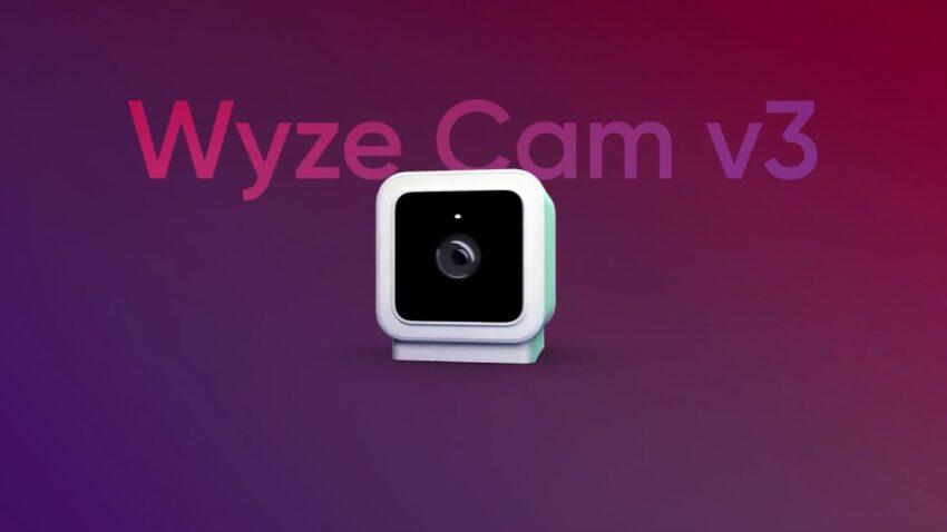 سعر كاميرا المراقبة المنزلية Wyze Cam v3