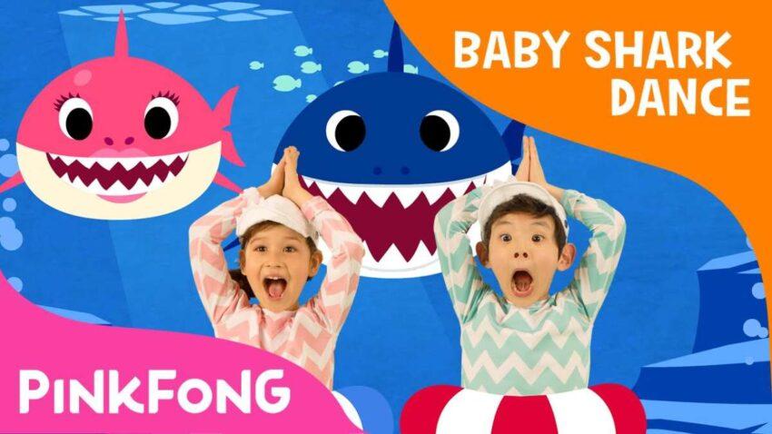 أغنية بيبي شارك Baby Shark