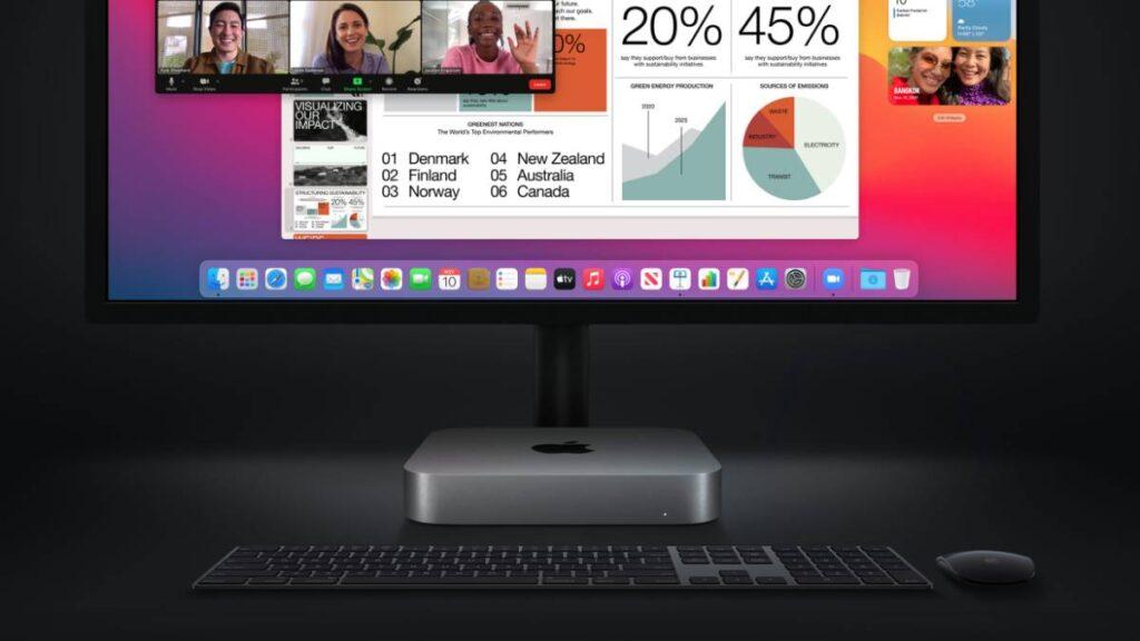 مميزات ماك ميني 2020 الجديد بمعالج Apple M1