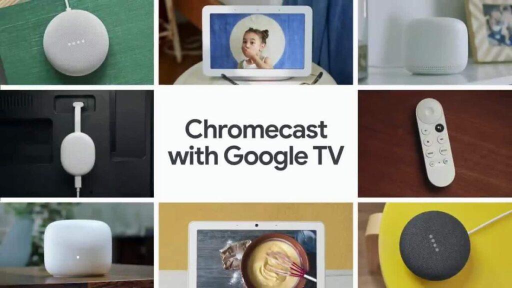 يتوفر تطبيق ابل تي في Apple TV لأجهزة كروم كاست بواجهة جوجل تي في بداية 2021