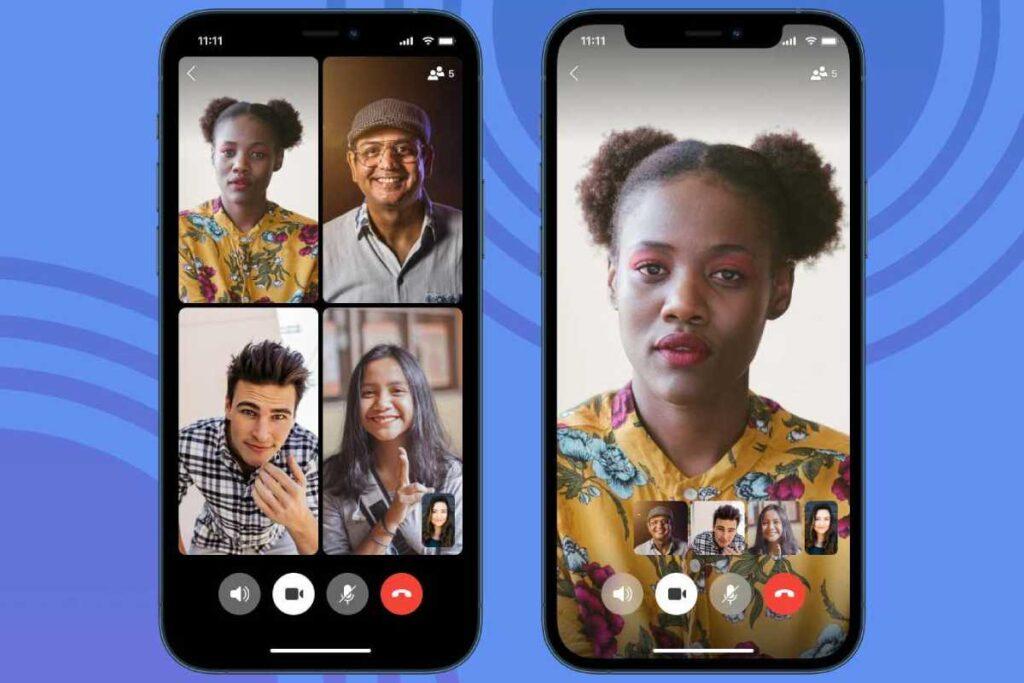 تتوفر ميزة مكالمات الفيديو الجماعية مجانا بداية من اليوم لجميع مستخدمي تطبيق سيجنال