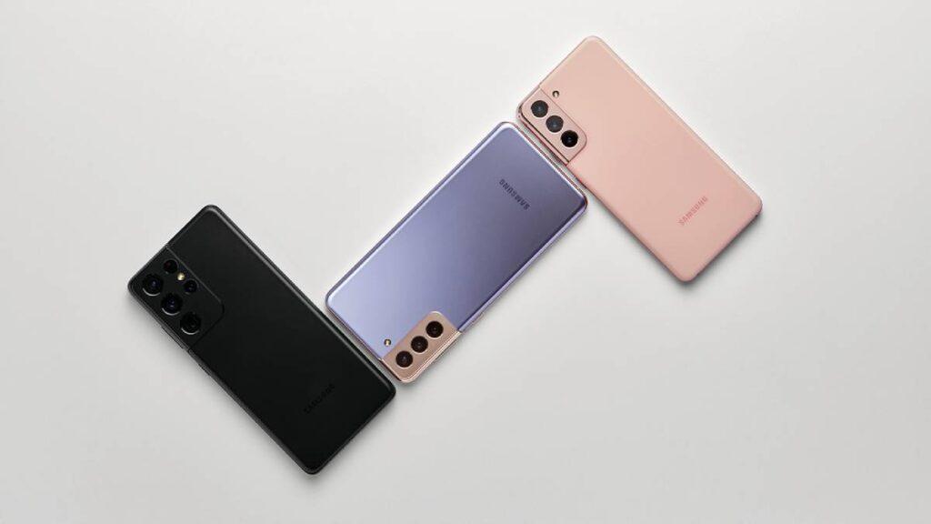 أبرز الفروق بين سلسلة هواتف جالاكسي S21 الجديدة