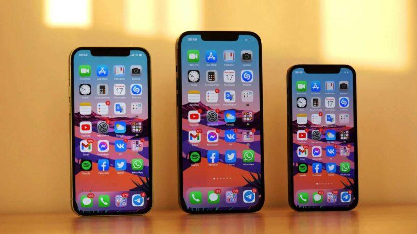 آبل الأكثر مبيعا للهواتف الذكية خلال الربع الأخير من عام 2020