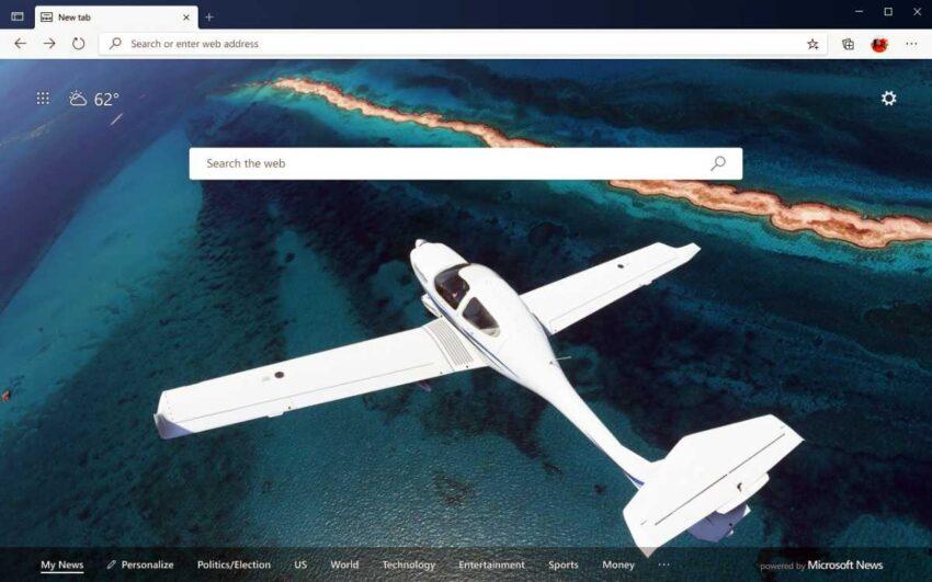 متصفح مايكروسوفت ايدج Edge