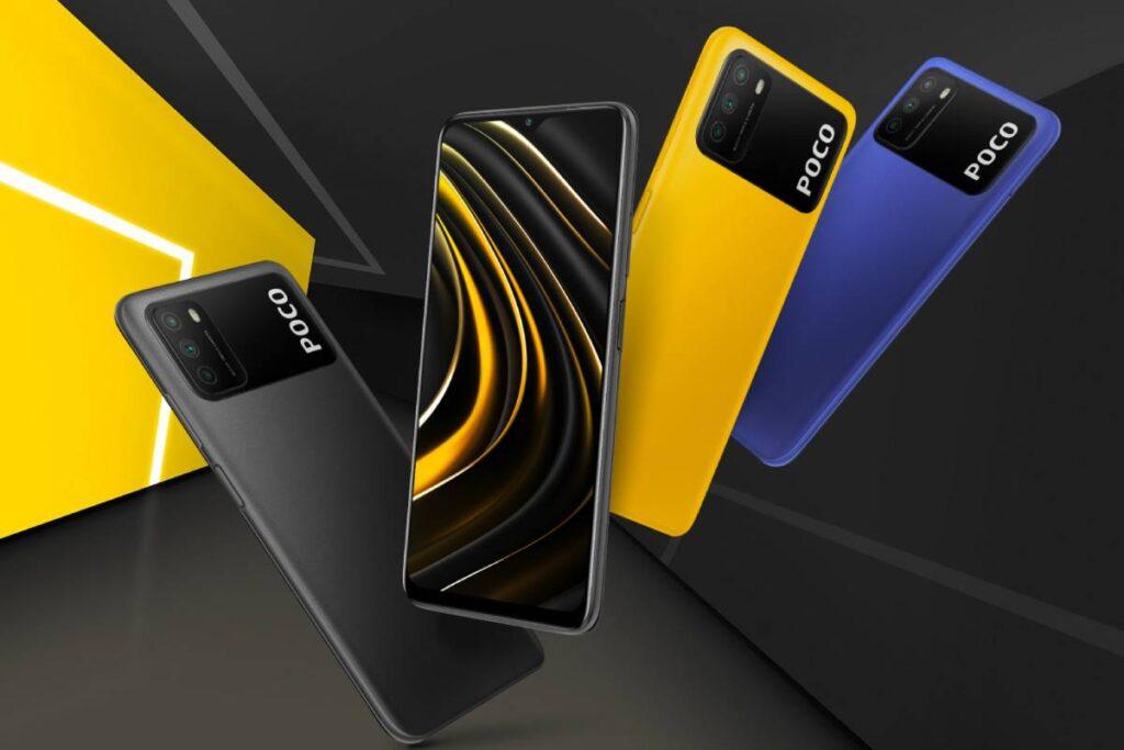 مواصفات Xiaomi Poco M3 الكاملة