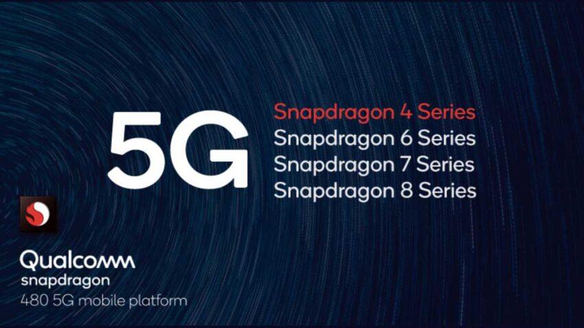 مميزات معالج كوالكوم Snapdragon 480 5G