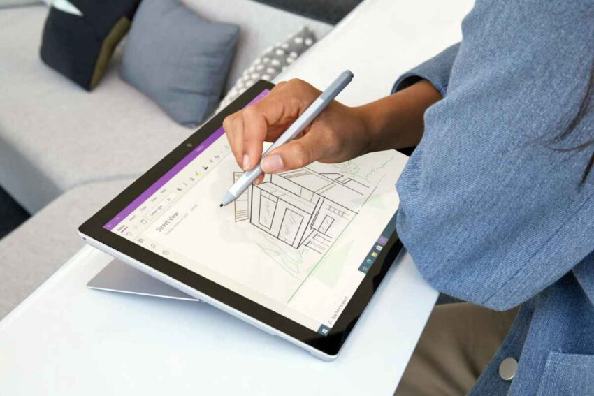 مواصفات ومميزات وسعر مايكروسوفت Surface Pro 7 Plus