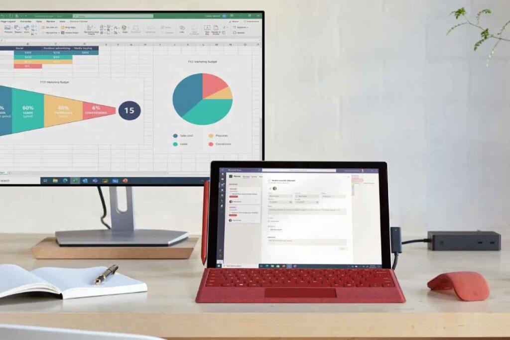 مواصفات سيرفس برو 7 بلس  Surface Pro 7 Plus الكاملة
