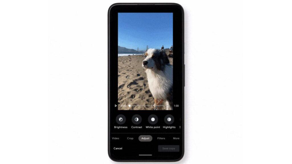 مميزات جديدة لتحرير الفيديو لمستخدمي جوجل Photos