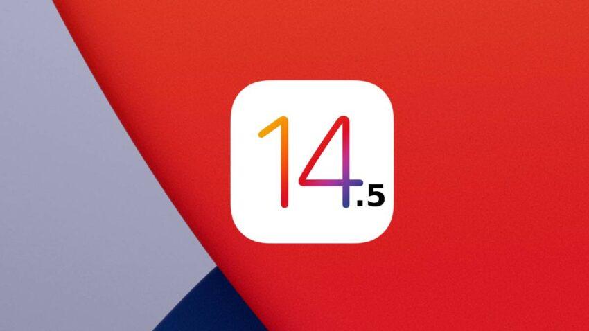 التحديث الجديد iOS 14.5