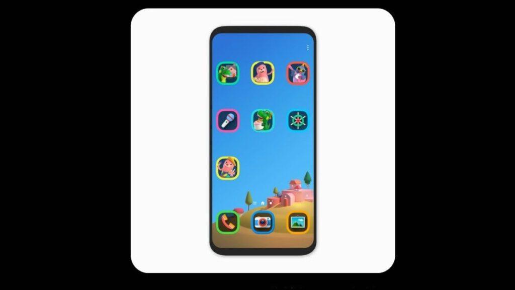 مميزات خفية في هواتف سامسونج جالكسي: مساحة آمنة للأطفال