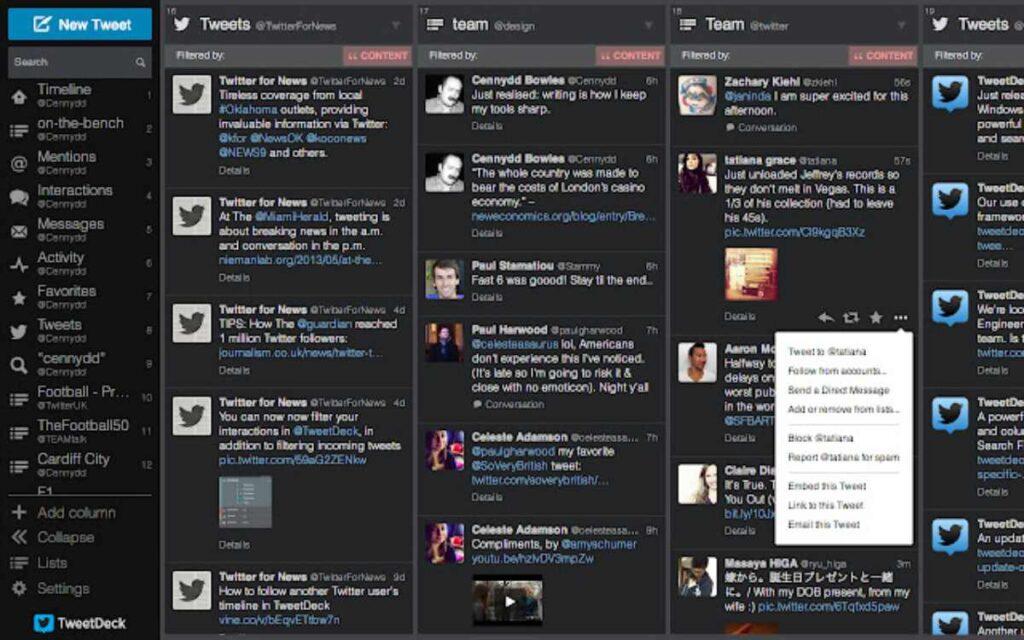تشمل خطط تويتر Twitter أيضا لتنويع الدخل فرض رسوم على خدمات مثل TweetDeck