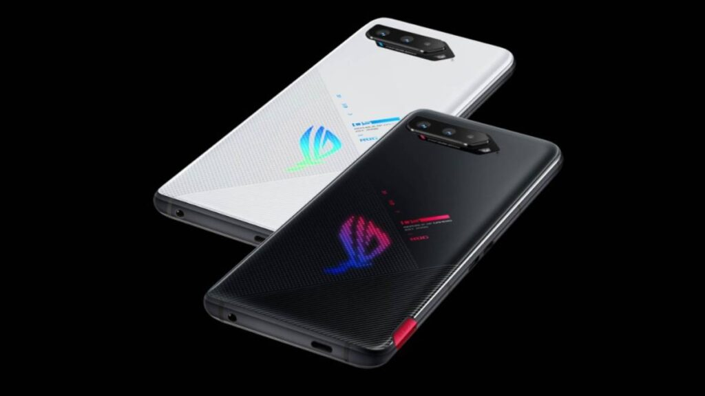 مواصفات ASUS ROG Phone 5 الكاملة