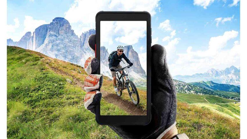 مواصفات وسعر هاتف سامسونج Galaxy XCover 5