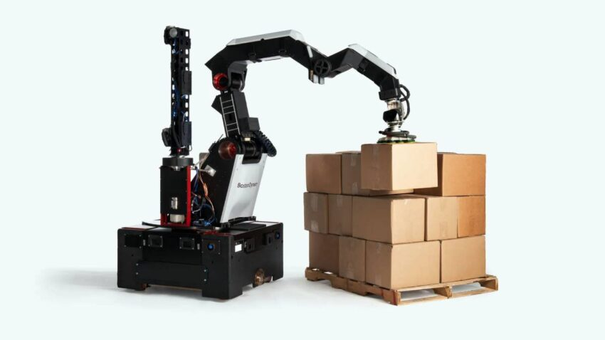 بوسطن ديناميكس تطلق الروبوت Stretch