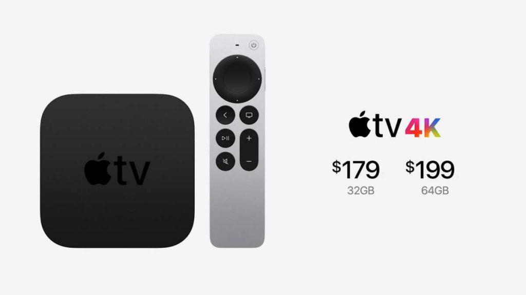 أفضل مميزات Apple TV 4K 2021