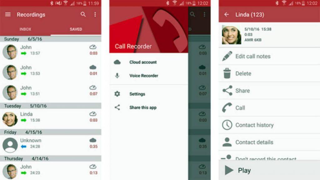 أفضل تطبيقات تسجيل المكالمات