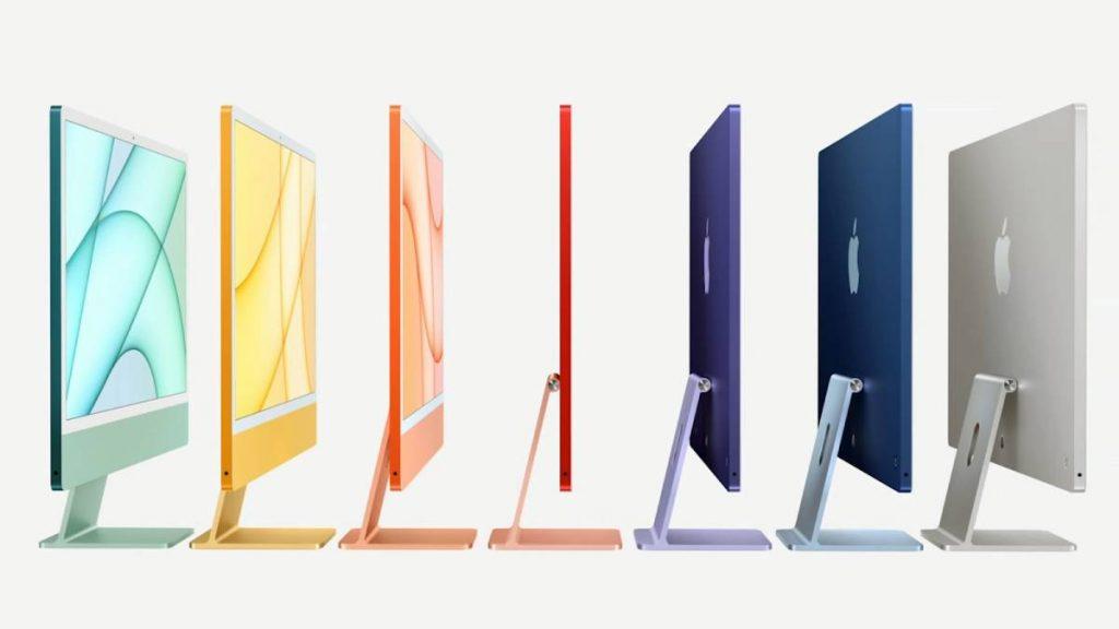 مميزات جهاز آيماك iMac 2021 الجديد