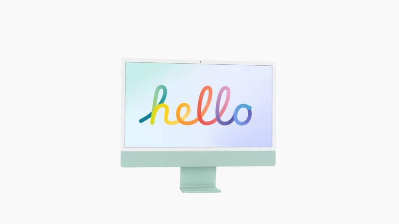 مواصفات وسعر جهاز آيماك iMac 2021