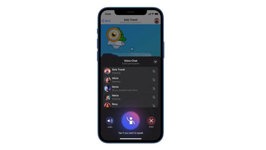 مميزات الإصدار الجديد من تليجرام للويب