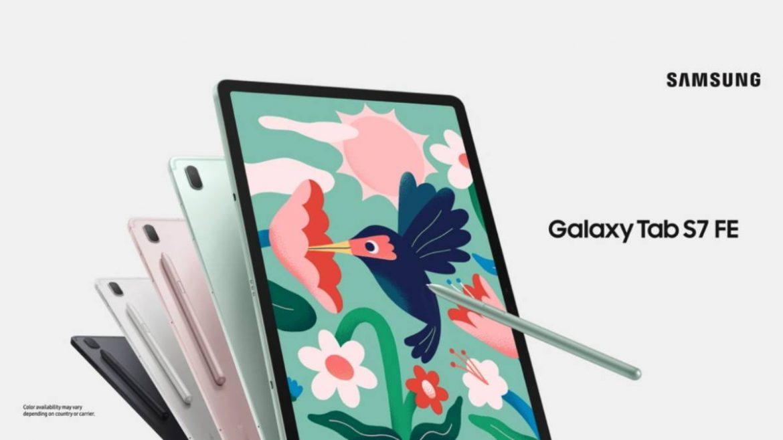 Galaxy Tab S7 FE مواصفات