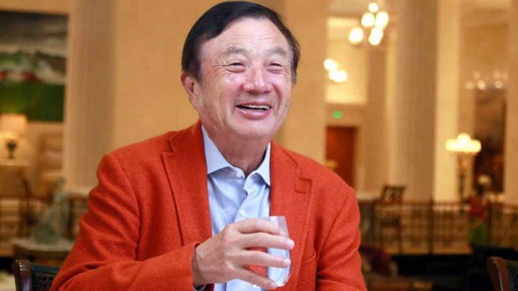 مؤسس هواوي: الشركة تخطط للمنافسة في جميع الأسواق خارج الصين