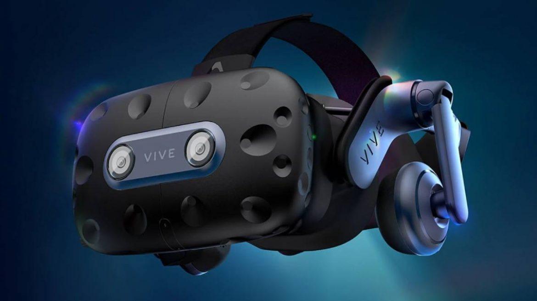 خوذة الواقع الافتراضي Vive Pro 2