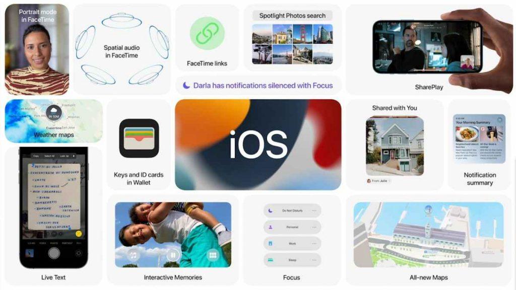 أبرز ما أعلنت عنه آبل خلال مؤتمرها للمطورين WWDC21: مميزات iOS 15