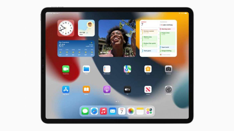 مميزات iPadOS 15
