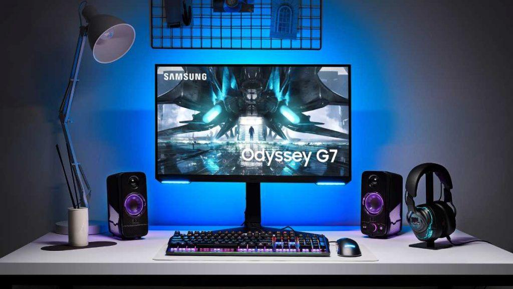 مميزات ومواصفات شاشات Odyssey 2021 الجديدة من سامسونج