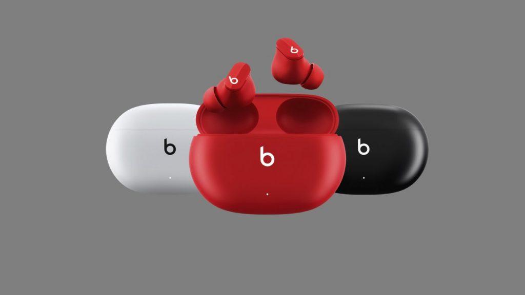 الوان سماعات Beats Studio Buds اللاسلكية الجديدة