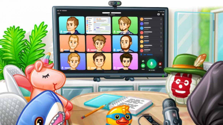 تليجرام توفر ميزة مكالمات الفيديو الجماعية