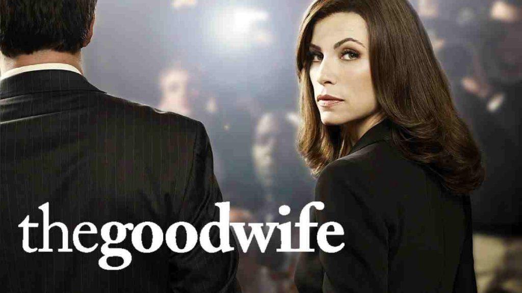 مسلسل The Good Wife