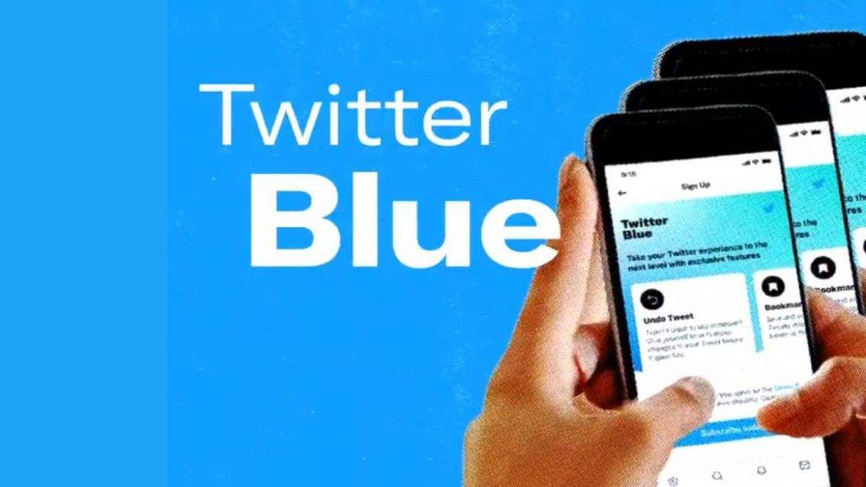 تويتر بلو Twitter Blue