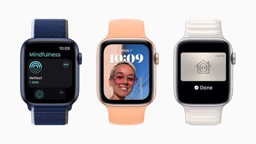 أفضل مميزات watchOS 8 القادمة لساعات Apple Watch
