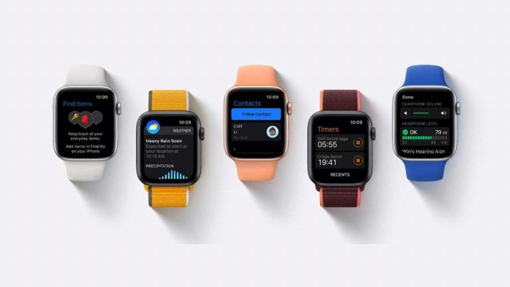 متى يتوفر التحديث الجديد watchOS 8