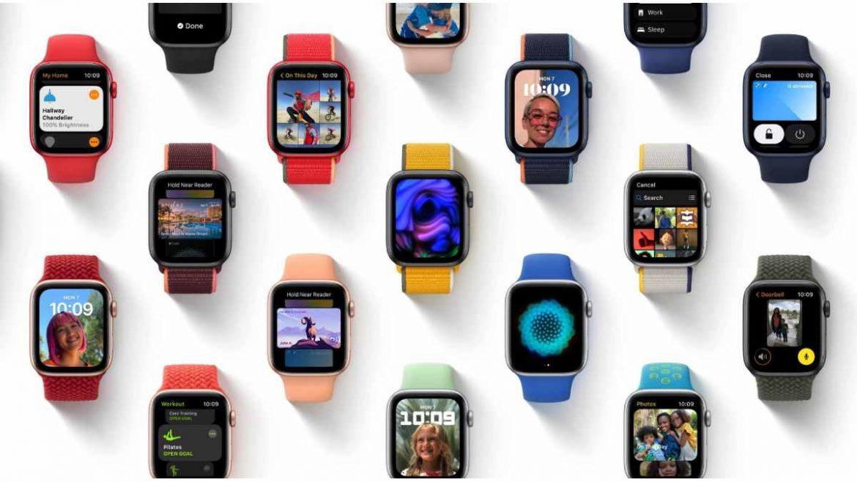 مميزات watchOS 8 الجديدة