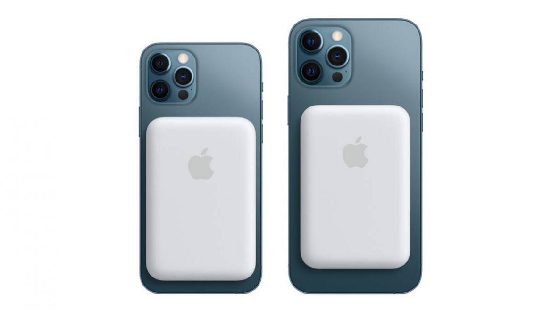 آبل تطلق بطارية MagSafe Battery Pack الإضافية لهواتف ايفون 12