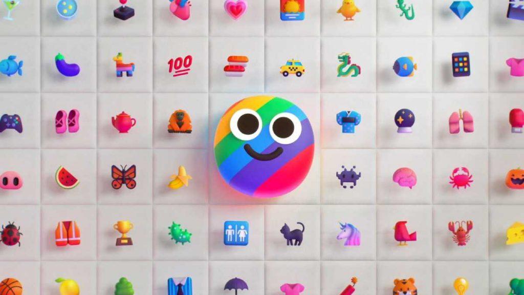 مايكروسوفت تكشف عن تصميم جديد للإيموجي